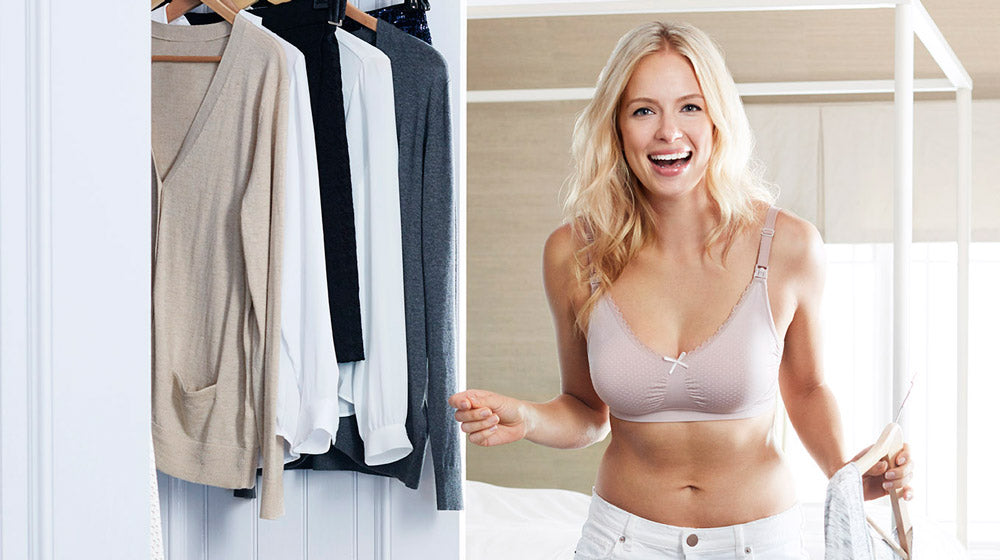 Your Shopping Guide: Nursing & Maternity Bras
