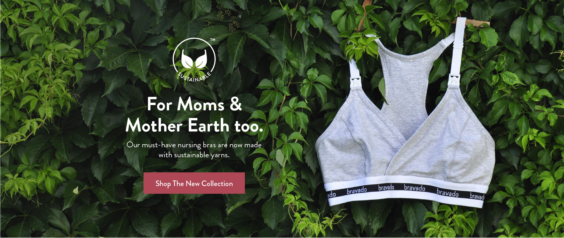 Shop Sustainable Collection