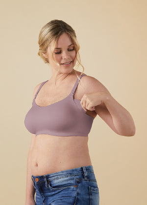 Bravado Designs maternity and nursing bra | Invisible Nursing Bra