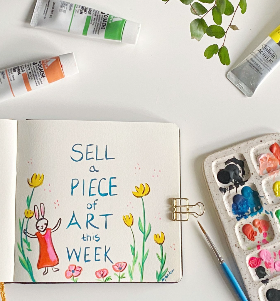 "The Best ""Advice"" to Sell Your Work"