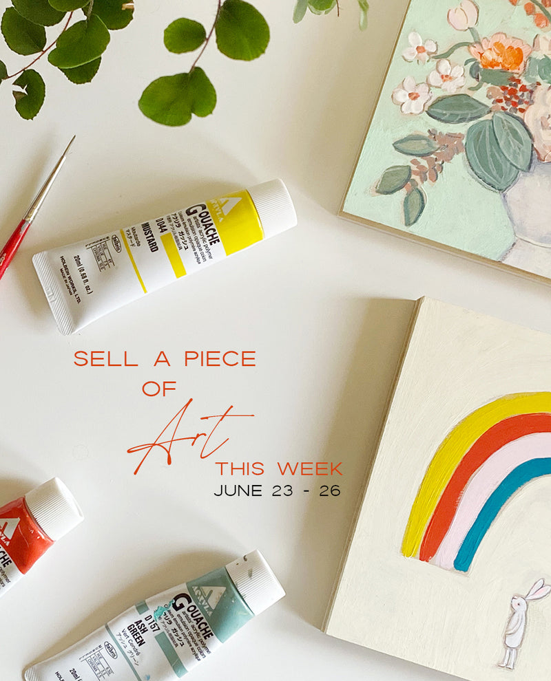Sell A Piece of Art This Week