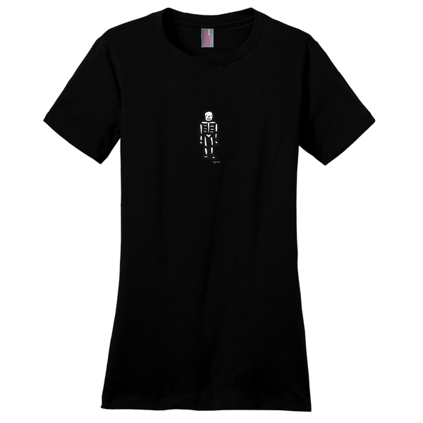Standing Skellie T-shirt | Womens