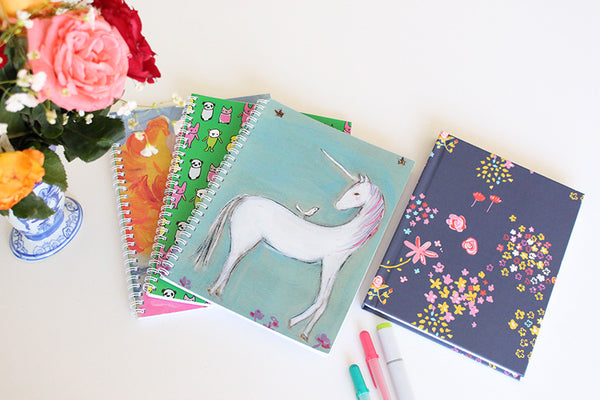 Elephant-icorn Notebook