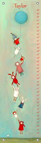 We all Fly Together Growth Chart | Made to Order