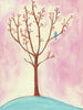 ashland tree of peace | canvas -  mini framed canvas - print