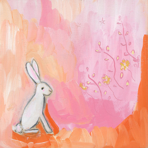 Bunny ~ Listen to your Inner Guidance  | original