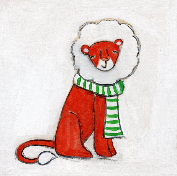 The Christmas Lion  | original