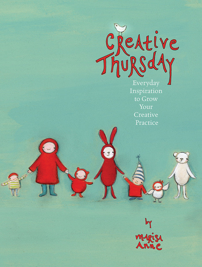 Creative Thursday :: Everyday Inspiration to Grow Your Creative Practice | Signed Copy