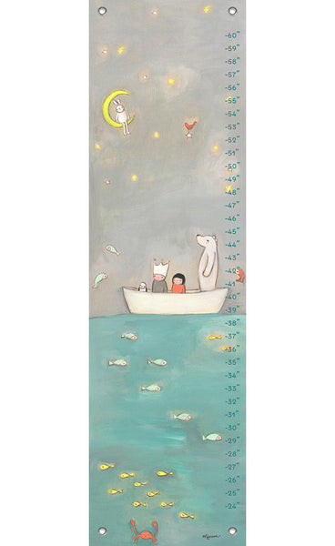 Delightful Dreamers Growth Chart | Made to Order