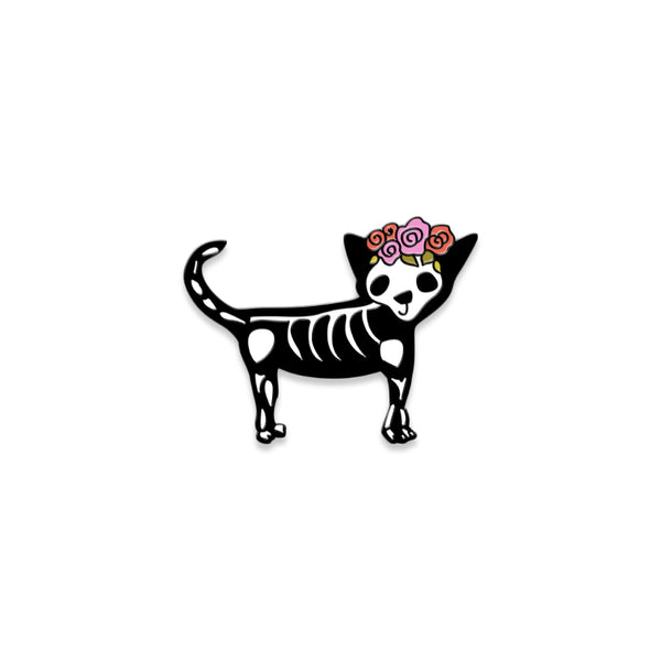 Dia De los Kitteh Enamel Pin | limited edition