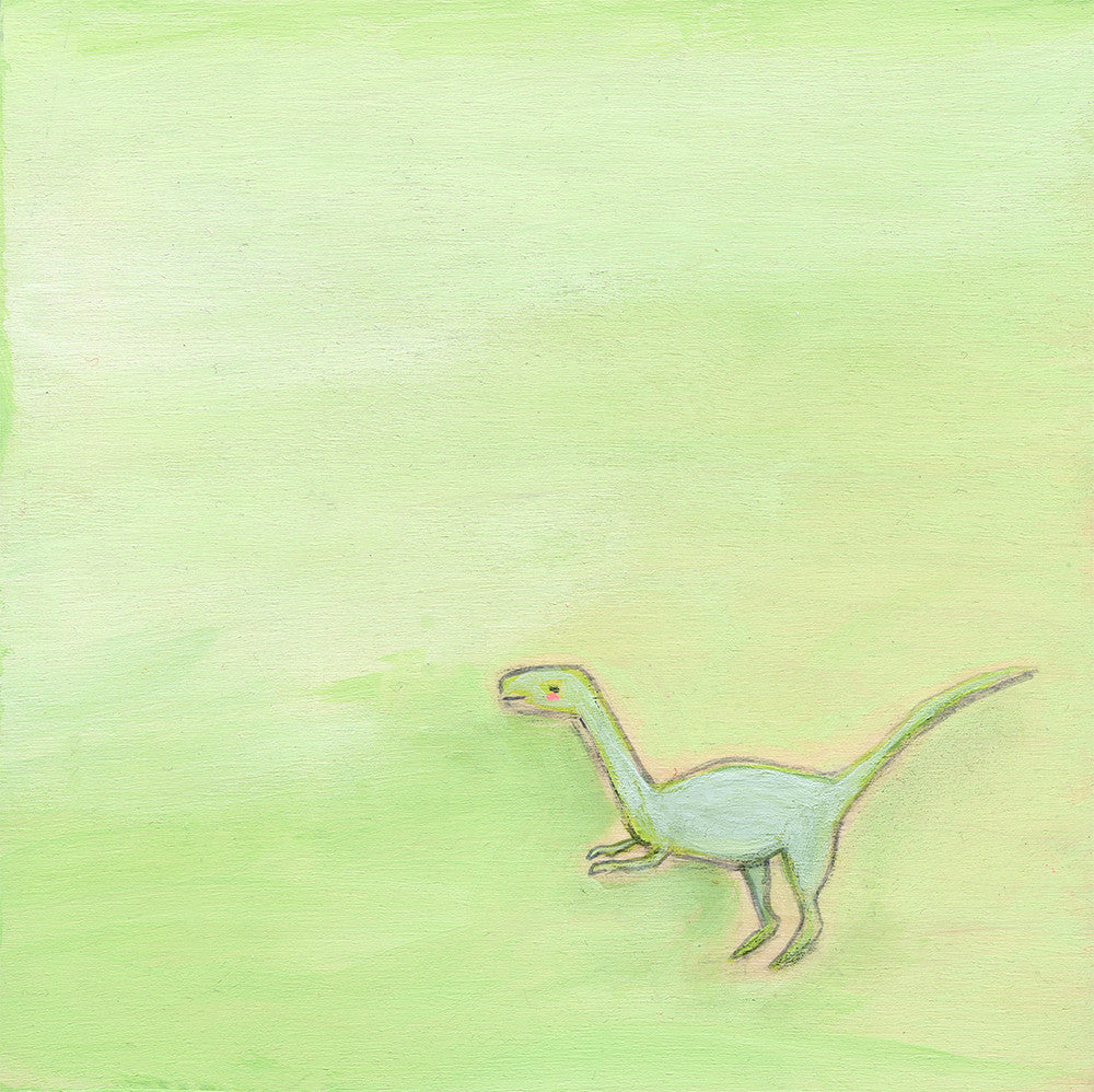 sam the dinosaur | original