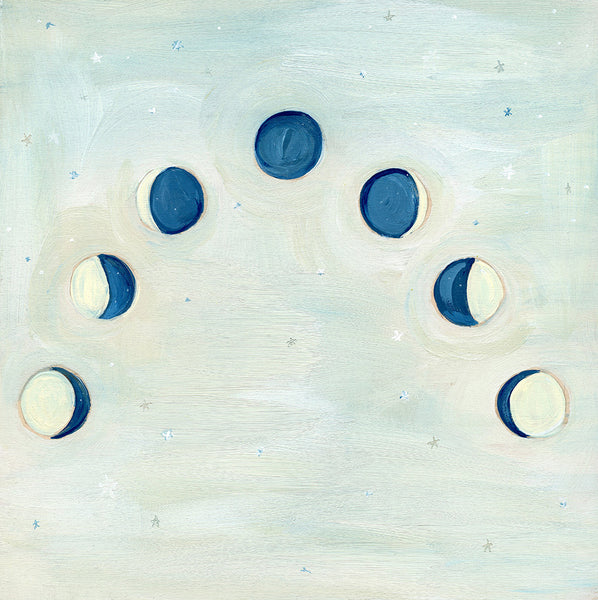 Phases of the Moon {2}  | original