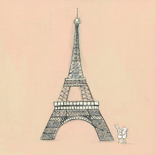 eiffel tower | print