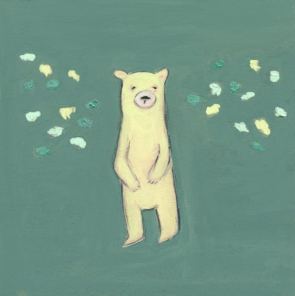 A Bear named Lucky  | original