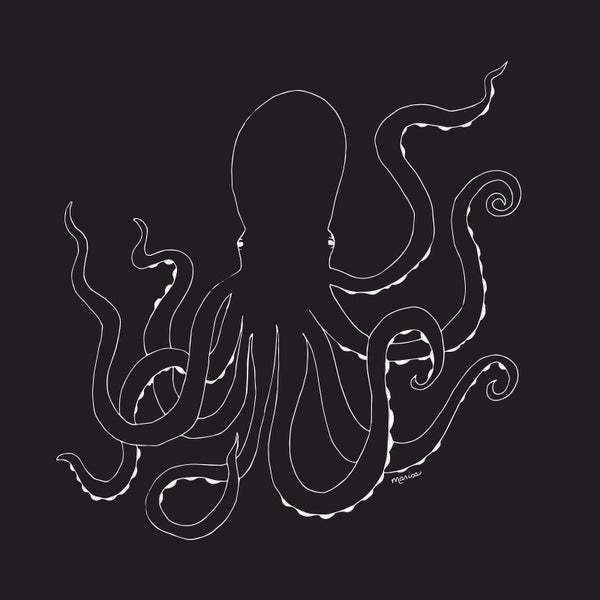Empowered Octopus Tee