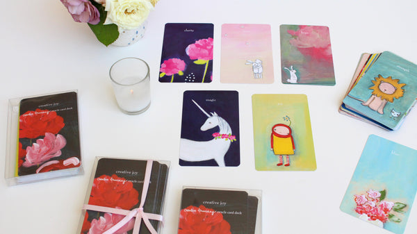 Creative Joy | Oracle Card deck