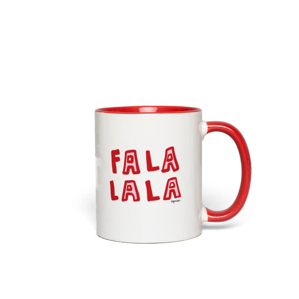FaLaLaLa | Mug {2 color choices}