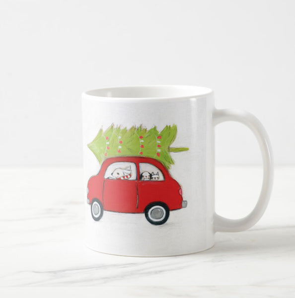 Holiday adventure | mug