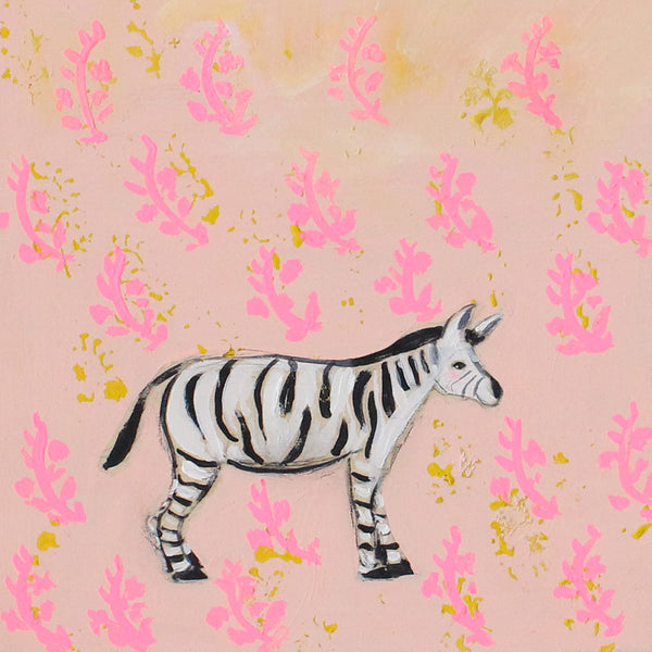 A Zebra named Rose  | original