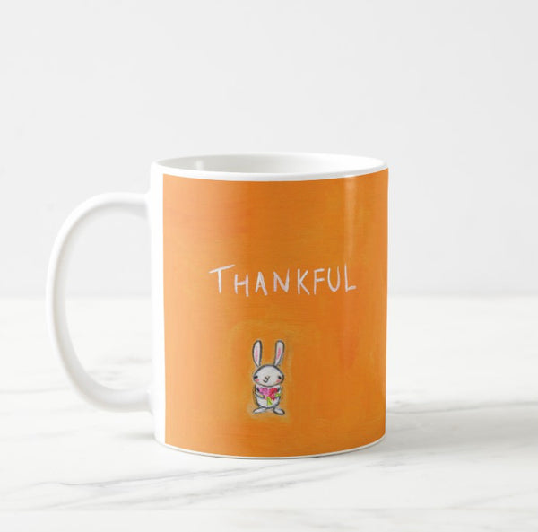 Thankful Bunny | Mug