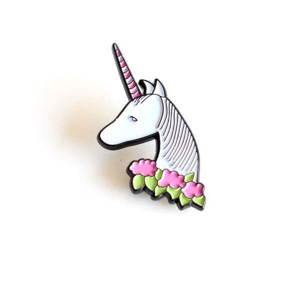 unicorn enamel pin | limited edition