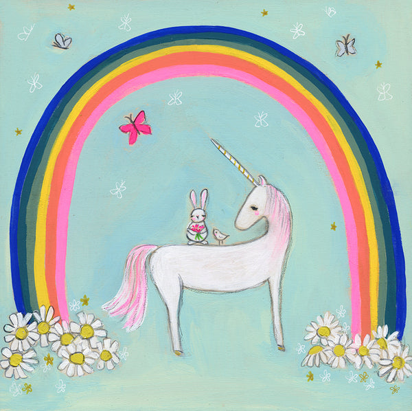 Unicorns and Rainbows  | original