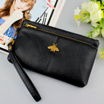 Women's Genuine Leather Clutch