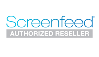 SmartSign2go is an authorized Screenfeed reseller