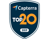 SmartSign2go ranks top 20 overall on Capterra!