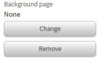 background page setting