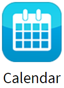 Calendars for digital signage