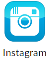 Instagram app for digital signage