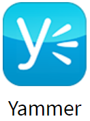 Yammer app for digital signage from SmartSign2go