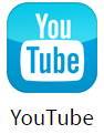 YouTube app for digital signage
