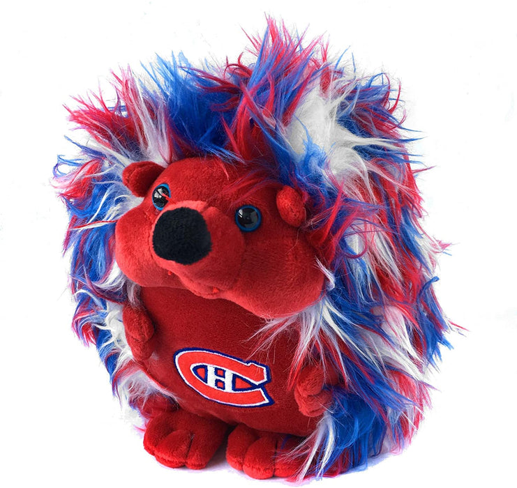 Montreal Canadiens Fluffy Hedgehog