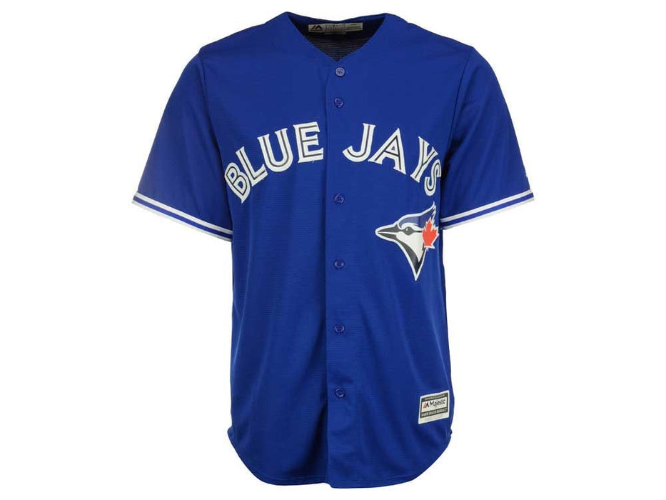 Toronto Blue Jays Royal Blue Cool Base Alternate Jersey Majestic