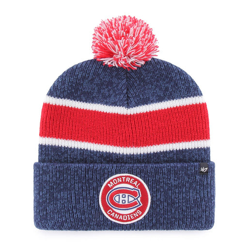 Montreal Canadiens '47 Noreaster Cuff Knit Hat