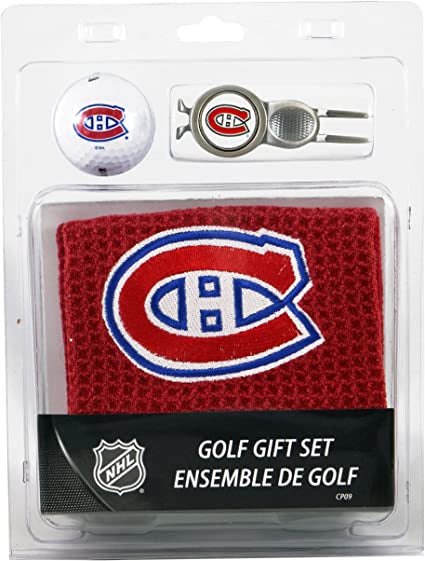Montreal Canadiens NHL 4 Pack Golf Gift Set
