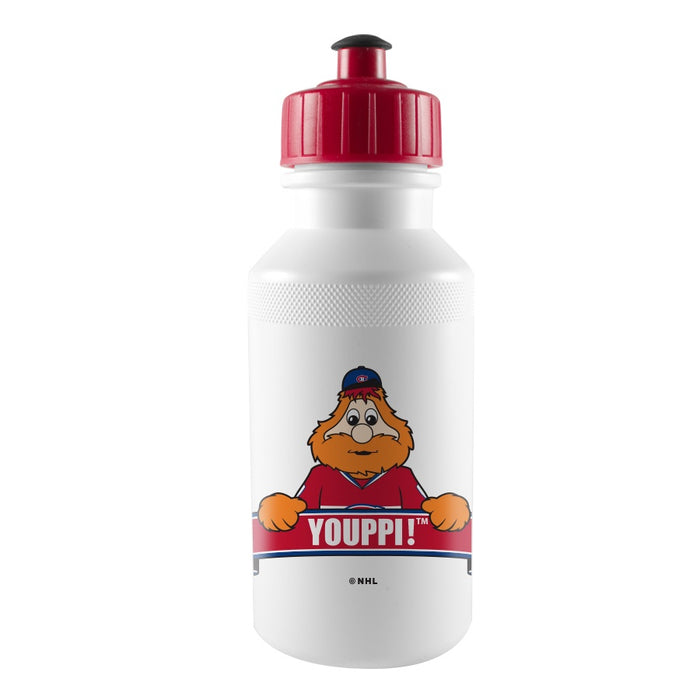 Youppi 500ml Water Bottle Montreal Canadiens