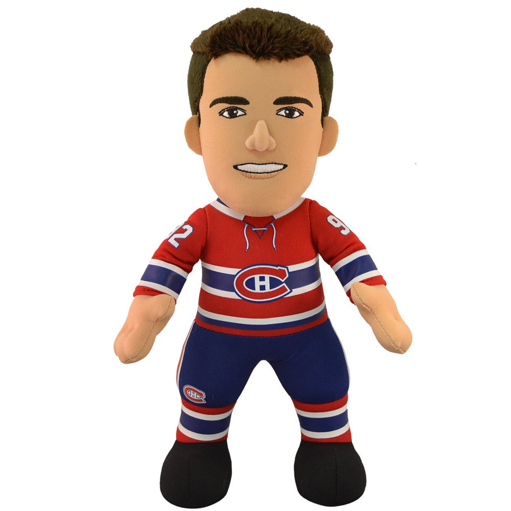 Jonathan Drouin NHL Montreal Canadiens Plush Player Doll