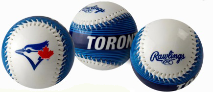 Toronto Blue Jays Softcore Baseball Rawlings