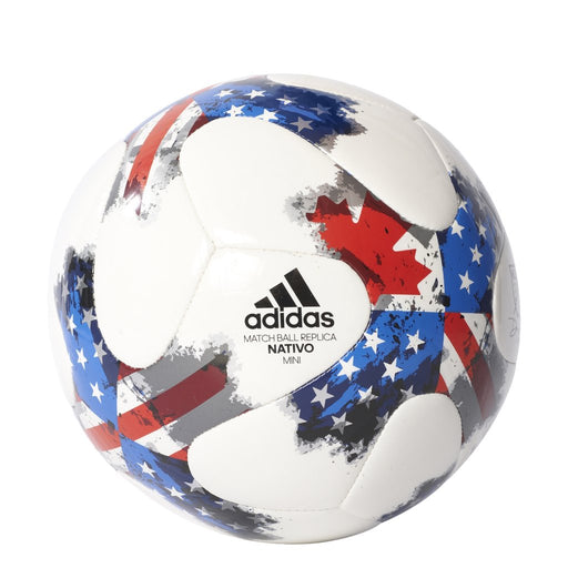 Nativo MLS 17 Adidas Mini Replica Soccer Ball
