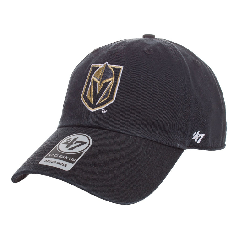 Las Vegas Golden Knights 47 Stanley Cup Domestic Clean Up Adjustable Hat