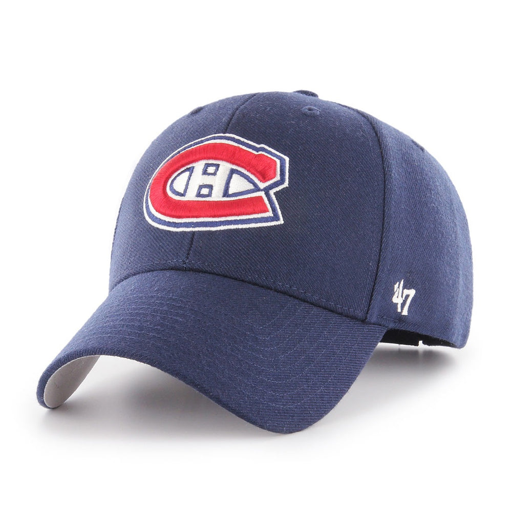 Montreal Canadiens 47 Navy MVP Adjustable Hat