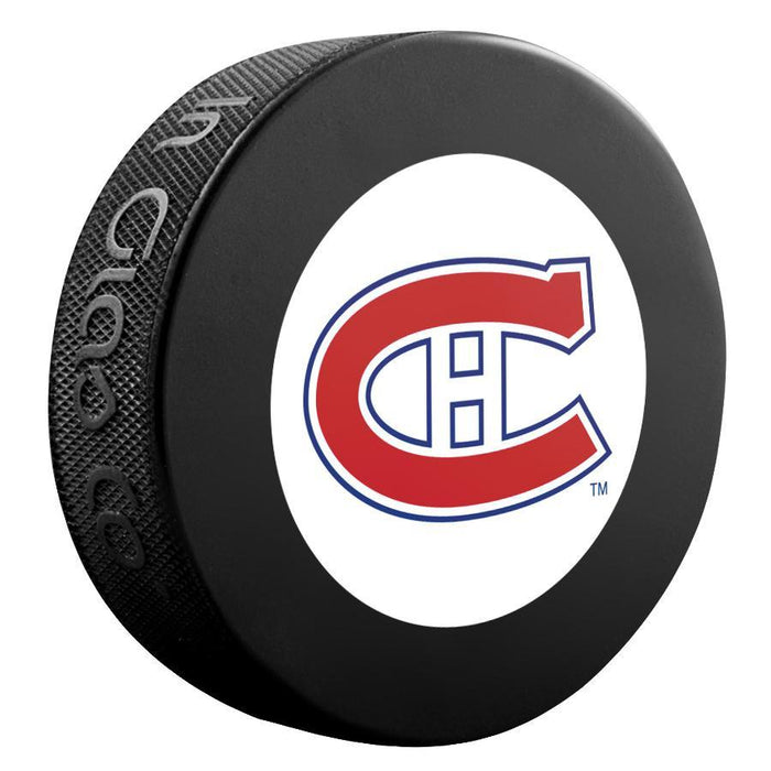 Montreal Canadiens 1917-18 Original Six Puck