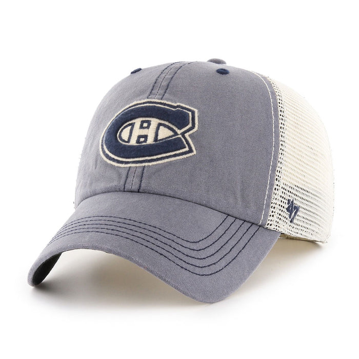 Montreal Canadiens 47 Caprock Canyon Closer Stretch Fit Hat