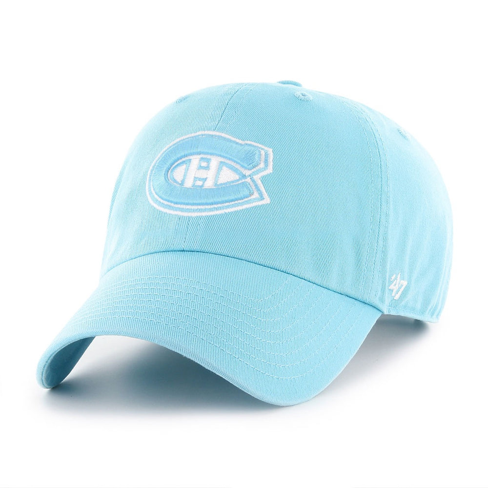 Montreal Canadiens 47 Women's Caribbean Clean Up Adjustable Hat