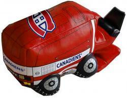 "NHL VINYL ZAMBONI 6"" CANADIENS"