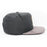 Montreal Impact Mitchell & Ness Melange Grey Buttery Adjustable Snapback