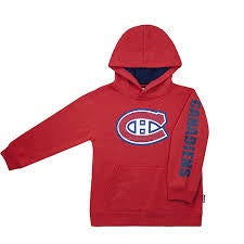 Montreal Canadiens Mighty Mac Infant Pullover Hooded Sweatshirt